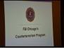 Counterterrorism Presentation and Dinner