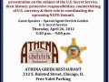 Microsoft Word - April 26 Secret Service Event.docx
