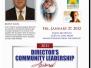 Director's Community Leadership Award Luncheon